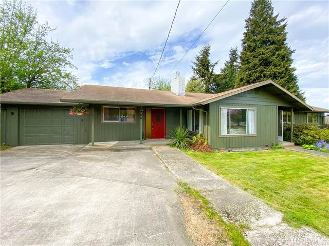 460 S 3rd St, Cathlamet, WA 98612 (#1593792) :: Ben Kinney Real Estate Team
