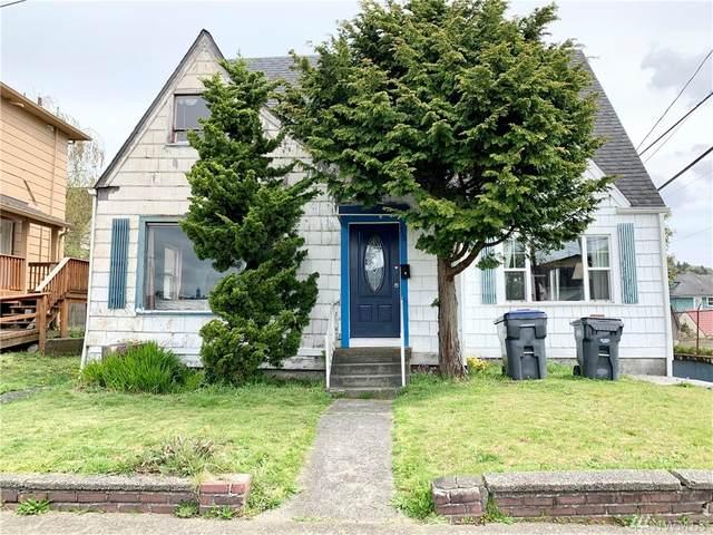 310 N I St, Aberdeen, WA 98520 (#1594089) :: Ben Kinney Real Estate Team