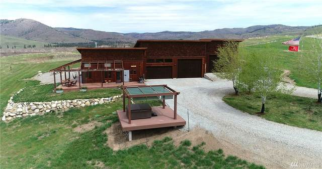 74 Sawtooth View Rd, Methow, WA 98834 (#1594125) :: Center Point Realty LLC