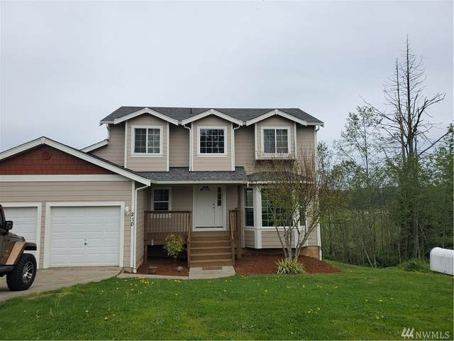 210 Mitchell Lane NE, Napavine, WA 98565 (#1594161) :: Northern Key Team
