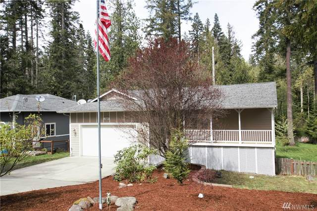 13816 SE 166th Ave, Rainier, WA 98576 (#1594182) :: Real Estate Solutions Group