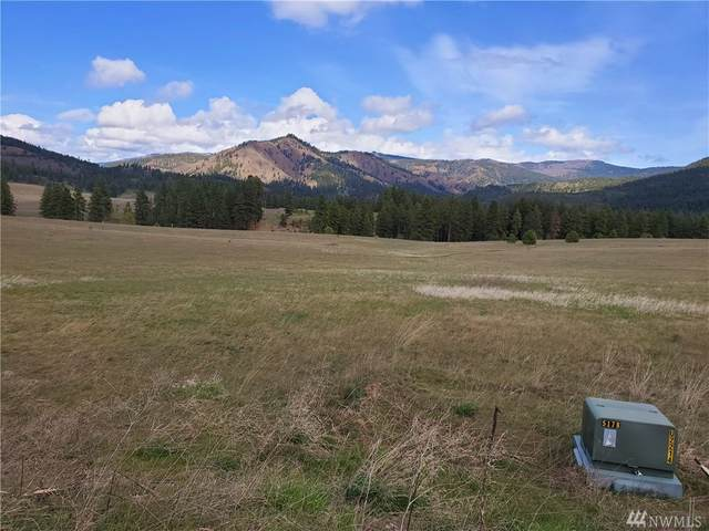 0-Lot 10B Mountain Creek Dr, Cle Elum, WA 98922 (#1594412) :: Real Estate Solutions Group