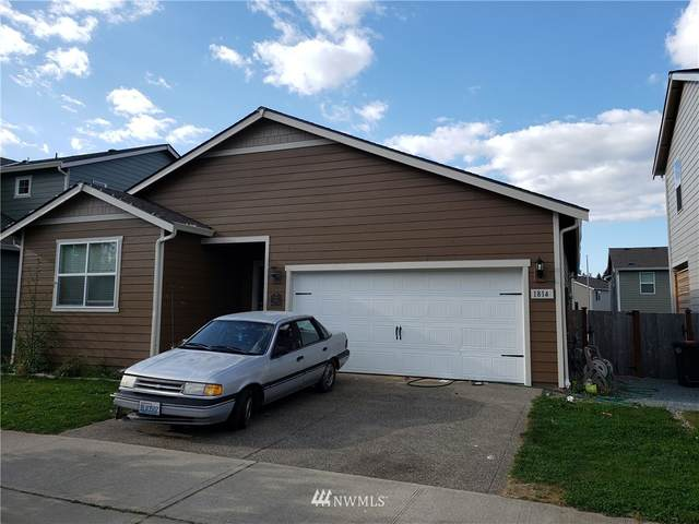 1814 72nd Avenue SE, Tumwater, WA 98501 (#1594449) :: Pacific Partners @ Greene Realty