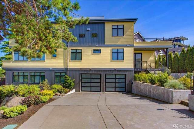 4201 SW Donald St, Seattle, WA 98116 (#1595001) :: The Kendra Todd Group at Keller Williams