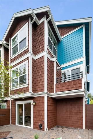 614 NW 85th A, Seattle, WA 98117 (#1595214) :: NW Homeseekers