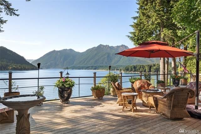 5903 N Lake Cushman Rd, Hoodsport, WA 98548 (#1595291) :: M4 Real Estate Group