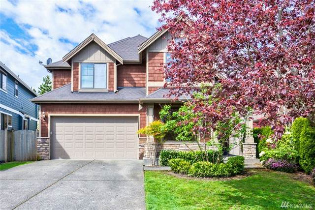 1029 235th Place NE, Sammamish, WA 98074 (#1595437) :: Real Estate Solutions Group