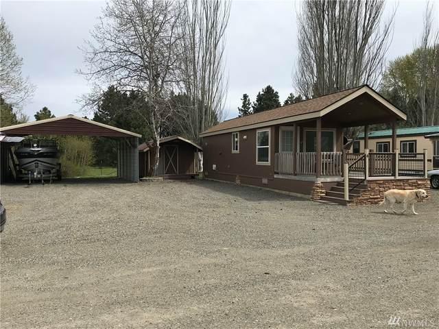 1911 Sr 970 Hy Way Hwy, Cle Elum, WA 98922 (MLS #1595644) :: Nick McLean Real Estate Group