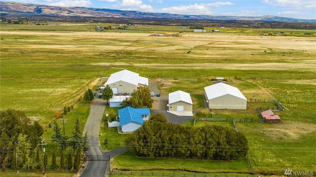 5160 Lower Green Canyon Road, Ellensburg, WA 98926 (#1596034) :: NW Home Experts