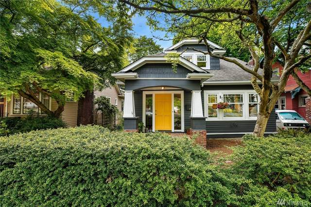 6543 1st Ave NW, Seattle, WA 98117 (#1596300) :: Hauer Home Team