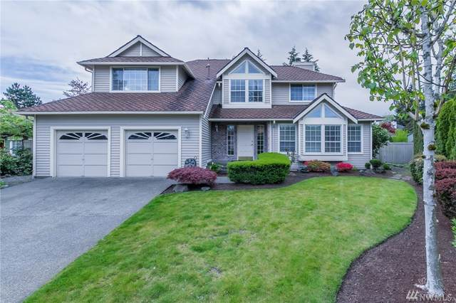 5113 S 289th Place, Auburn, WA 98001 (#1596547) :: Real Estate Solutions Group
