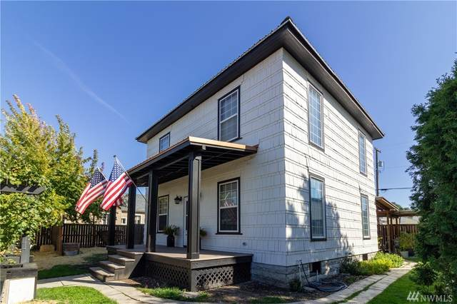 403 W 1st Ave, Ritzville, WA 99169 (#1596892) :: Canterwood Real Estate Team