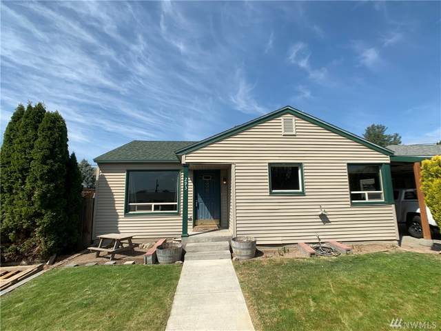 293 Columbia Road, Ephrata, WA 98823 (#1596920) :: Ben Kinney Real Estate Team