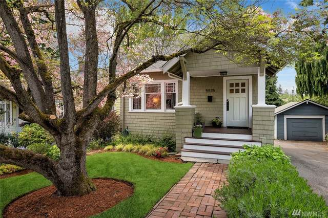 5515 28th Ave NE, Seattle, WA 98105 (#1596935) :: Real Estate Solutions Group