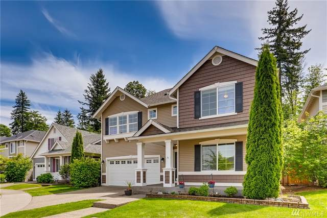 35003 SE Terrace St, Snoqualmie, WA 98065 (#1596998) :: The Kendra Todd Group at Keller Williams