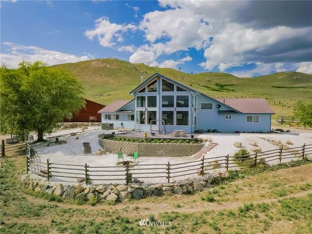 93 Curly Horse Drive, Pateros, WA 98846 (MLS #1597005) :: Brantley Christianson Real Estate