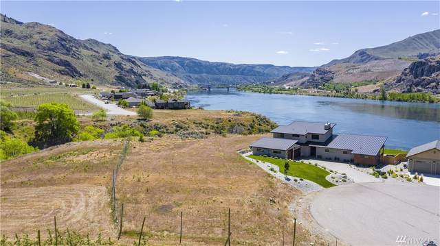 4 N Shore Dr, Orondo, WA 98843 (#1597362) :: Real Estate Solutions Group