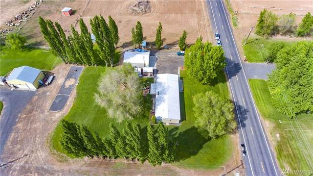 4978 3.7 Rd NE, Moses Lake, WA 98837 (MLS #1597394) :: Nick McLean Real Estate Group