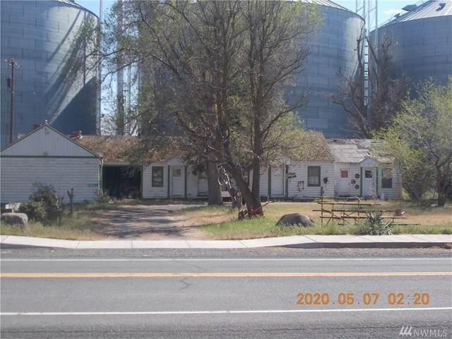206 E 2nd St, Lind, WA 99341 (#1597512) :: Keller Williams Western Realty