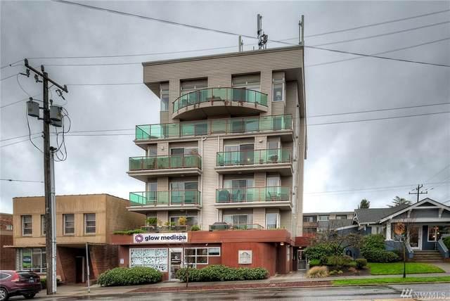 4409 California Ave SW #402, Seattle, WA 98116 (#1597538) :: Hauer Home Team