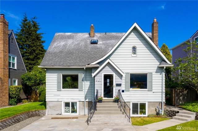 941 N Alder St, Tacoma, WA 98406 (#1597586) :: The Kendra Todd Group at Keller Williams
