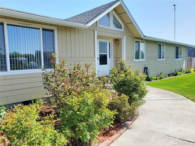 8173 NE Harrington Lane, Moses Lake, WA 98837 (#1597650) :: Lucas Pinto Real Estate Group