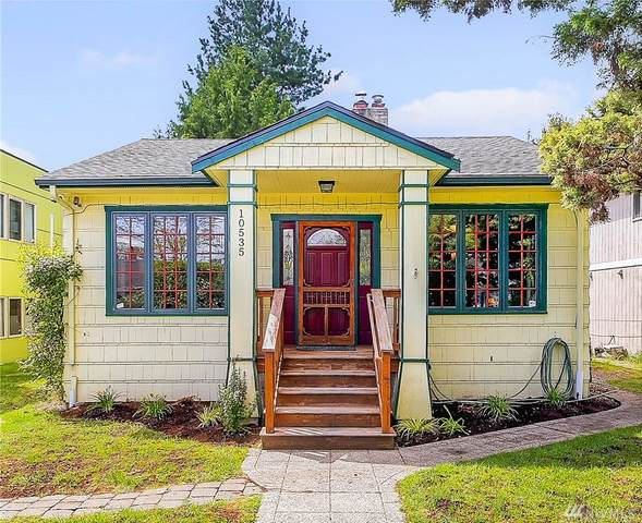 10535 Evanston Ave N, Seattle, WA 98133 (#1597682) :: NW Homeseekers
