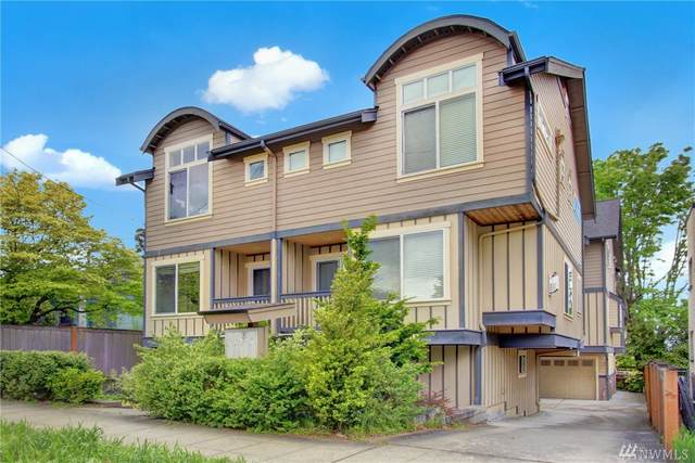 5611 Phinney Ave N B, Seattle, WA 98103 (#1597950) :: Hauer Home Team