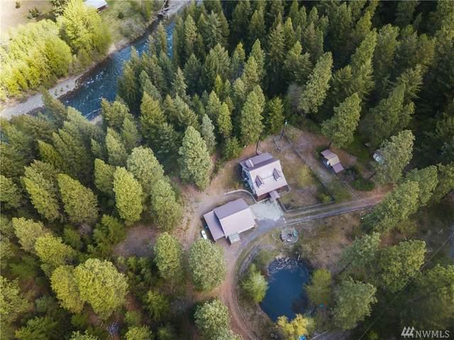 1721 Teanaway Terrace Rd, Cle Elum, WA 98922 (MLS #1597952) :: Nick McLean Real Estate Group