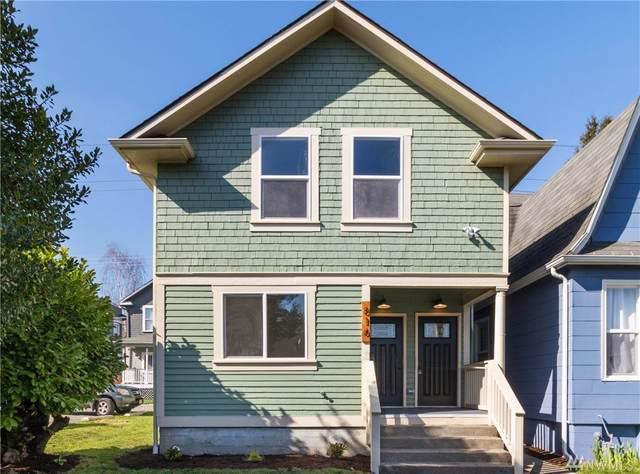 816 S Sheridan Ave, Tacoma, WA 98405 (#1598108) :: Ben Kinney Real Estate Team