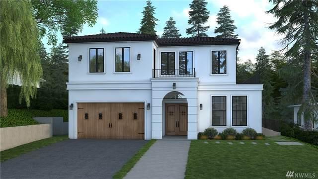 11030 SE 27th Place, Bellevue, WA 98004 (#1598144) :: Ben Kinney Real Estate Team