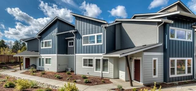 17417 118th Av Ct E #389, Puyallup, WA 98374 (#1598226) :: Real Estate Solutions Group