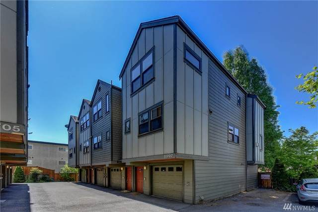 11707 Greenwood Ave N C, Seattle, WA 98133 (#1598242) :: McAuley Homes
