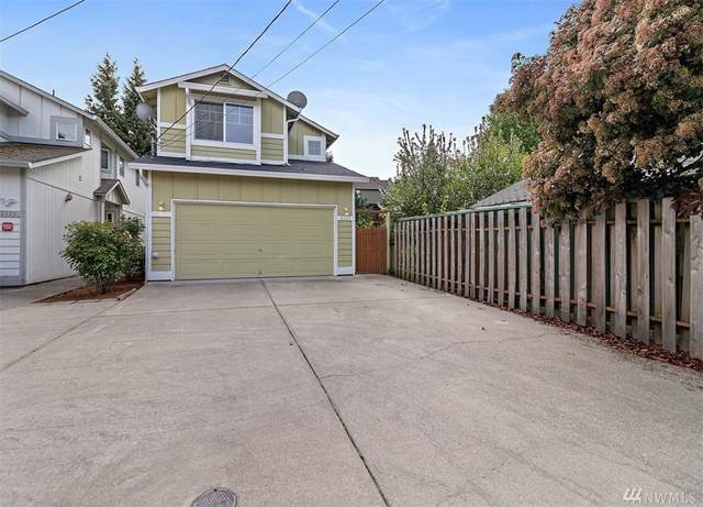 8523 S 121st Street, Seattle, WA 98178 (#1598309) :: Ben Kinney Real Estate Team