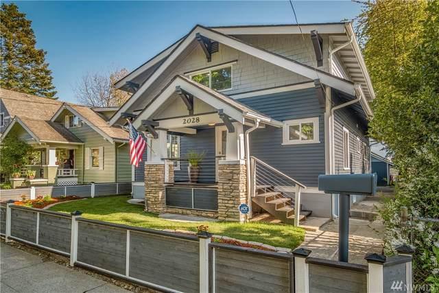 2028 S 7th Street, Tacoma, WA 98405 (#1598361) :: The Kendra Todd Group at Keller Williams