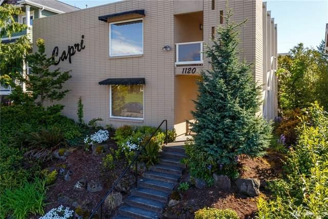 1120 N K St #3, Tacoma, WA 98403 (#1598432) :: The Kendra Todd Group at Keller Williams
