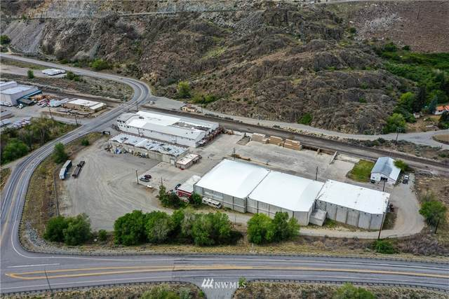 410 State Rd 150, Chelan Falls, WA 98817 (MLS #1598460) :: Community Real Estate Group