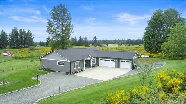 9846 138th Ave SE, Rainier, WA 98576 (#1598672) :: Real Estate Solutions Group