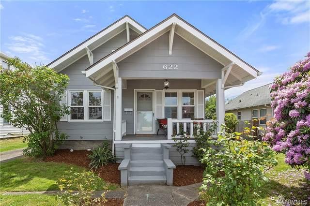 622 S 45th St, Tacoma, WA 98418 (#1598709) :: Ben Kinney Real Estate Team