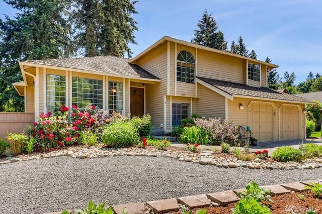 21437 SE 292nd Place, Kent, WA 98042 (#1598727) :: Hauer Home Team