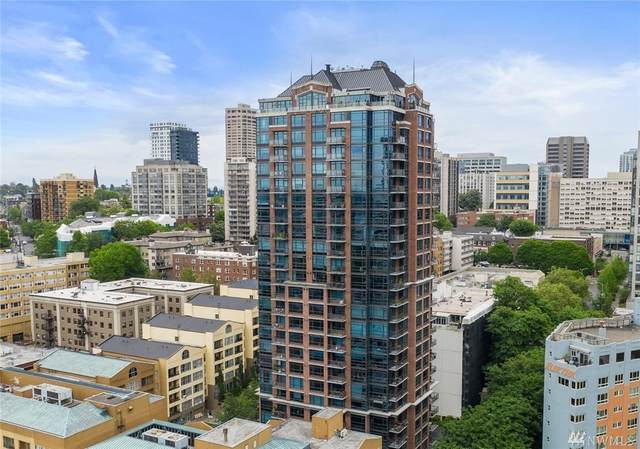 1420 Terry Ave #1007, Seattle, WA 98370 (#1598811) :: Mike & Sandi Nelson Real Estate