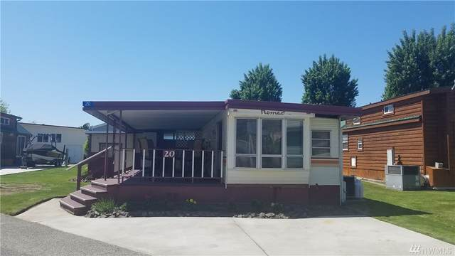 8818 Crescent Bar Rd NW #20, Quincy, WA 98848 (#1598835) :: Real Estate Solutions Group