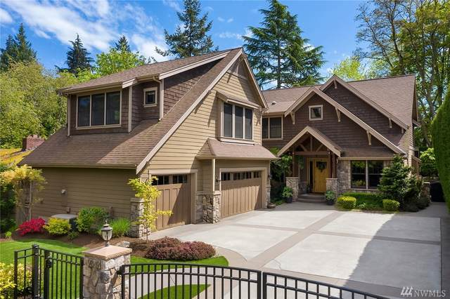 9849 NE 28th St, Bellevue, WA 98004 (#1598896) :: Real Estate Solutions Group