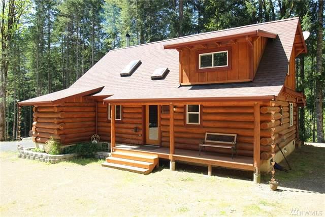 5152 N Lake Cushman Rd, Hoodsport, WA 98548 (#1598958) :: NW Homeseekers