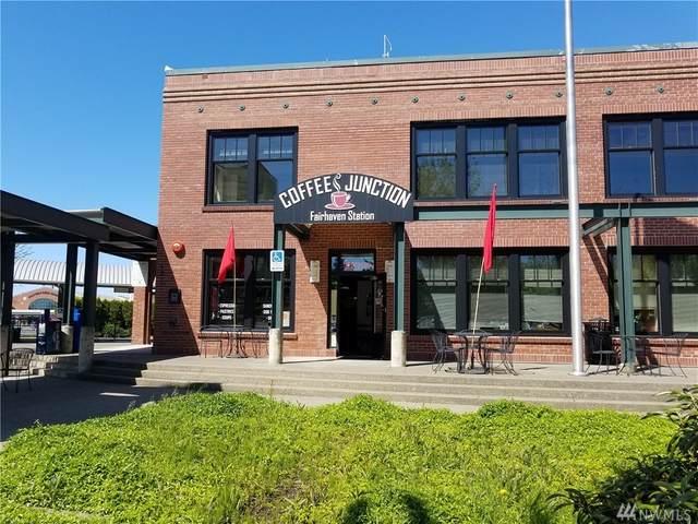401 Harris Ave #215, Bellingham, WA 98225 (#1599201) :: Ben Kinney Real Estate Team