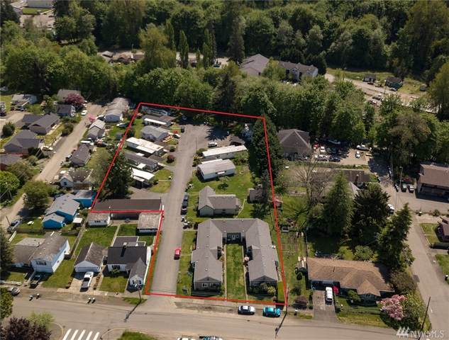 411-411 1/2 W Grove St 1-16, Shelton, WA 98584 (#1599366) :: KW North Seattle