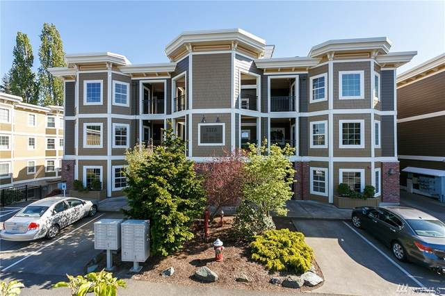 1216 Old Fairhaven Pkwy #201, Bellingham, WA 98225 (#1599498) :: Real Estate Solutions Group