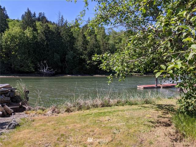 0 N Beach Drive, Port Ludlow, WA 98365 (#1599553) :: Mike & Sandi Nelson Real Estate