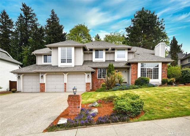 22728 97th Ave S, Kent, WA 98031 (#1599594) :: Real Estate Solutions Group