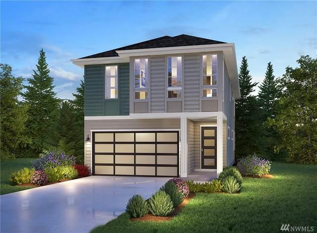 13821-Lot 23 NE 98TH St, Redmond, WA 98052 (#1599638) :: Real Estate Solutions Group